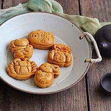 广式莲蓉蛋黄月饼