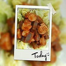快手菜——红酒茄汁杏鲍菇