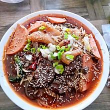 超下饭的重庆毛血旺(做法很简单呦)