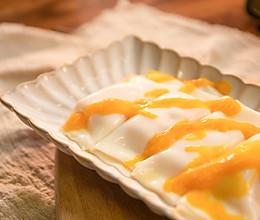 广东肠粉有四大门派,它是第五大:冰皮肠粉!Q弹冰凉,夏日必备的做法