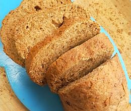 减脂增肌餐:全麦面包~面包机版的做法