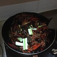 潜江油焖小龙虾的做法图解6