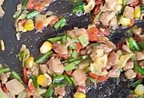 水煎烧麦,巧用馄饨皮!#美食视频挑战赛#的做法
