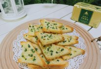 #奈特兰草饲营养美味#蒜香黄油吐司片的做法