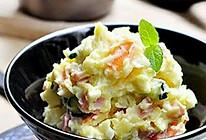 『附图』不用沙拉酱の土豆沙拉的做法