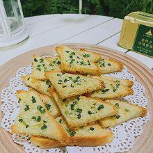 #奈特兰草饲营养美味#蒜香黄油吐司片