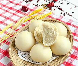 #一道菜表白豆果美食#手工馒头的做法