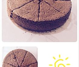 八寸可可蛋糕的做法