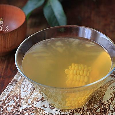【素高汤】——煲一锅清润的幸福味道