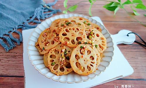 #秋天怎么吃#凉拌藕片的做法