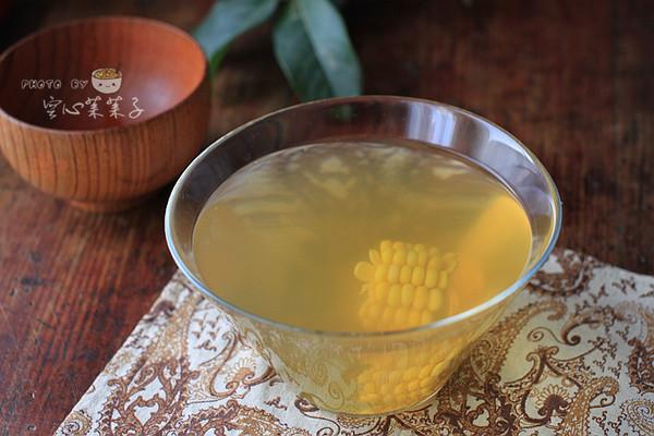 【素高汤】——煲一锅清润的幸福味道的做法