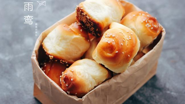 脆底小面包的做法