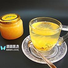 蜂蜜柚子茶#舌尖上的春宴#