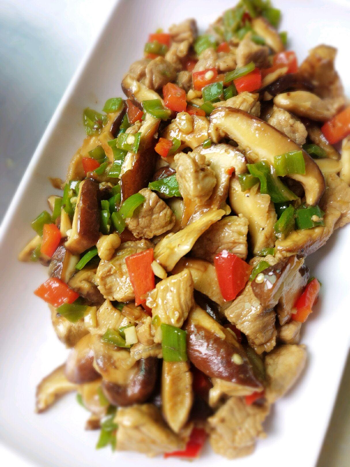 蘑菇的做法大全_蘑菇炒肉的做法_【图解】蘑菇炒肉怎么做如何做好吃_蘑菇炒肉 ...