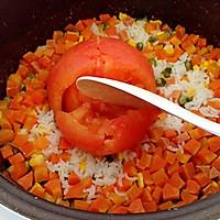 番茄饭的做法图解10