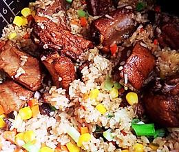 排骨米饭的做法