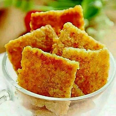 剩米饭的华丽转身——米锅巴
