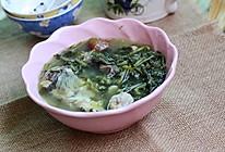 西洋菜陈肾生鱼汤的做法