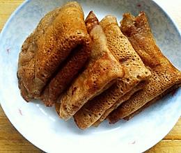 荞麦饼的做法