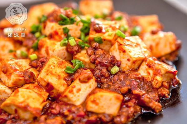 如何做出正宗的麻婆豆腐?的做法