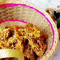 蜂蜜坚果高纤代餐饼-------最幸福的减肥餐
