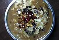 【家乐上菜,家常有味】肉酱蔬菜疙瘩汤的做法