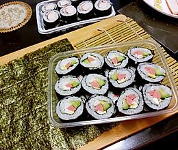 寿司(自调寿司醋)的做法