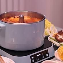 番茄酸汤火锅
