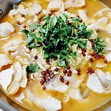 酸菜鱼,蝴蝶鱼片