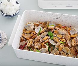 花蛤粉丝煲的做法