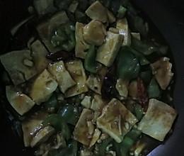 韧豆腐的做法