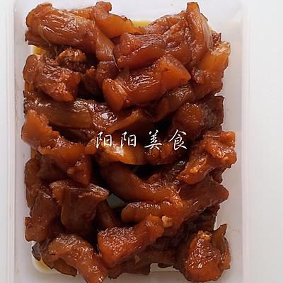 酱牛蹄筋----自制酱牛蹄筋延年益寿赛海参