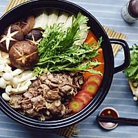 日式肥牛火锅——寿喜烧的做法图解8