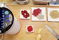 五谷豆浆的做法