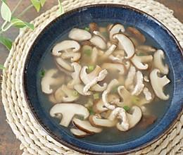 香菇肉丝汤的做法