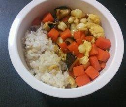 营养健康瘦身菜~萝卜香菇玉米粒的做法