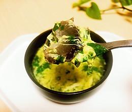 干贝海参蛋汤的做法