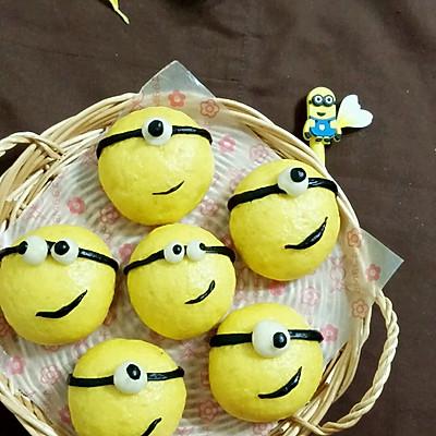 黄色的幸福感---小黄人点心