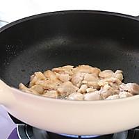减肥食谱|酱香花菇鸡丁的做法图解5