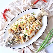 【一食呓语】清蒸长江鲻鱼