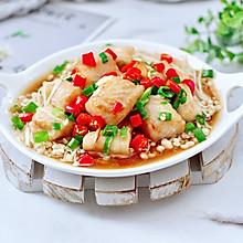 #橄榄中国味 感恩添美味#金针菇蒸龙利鱼
