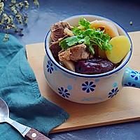 猪尾骨莲藕汤的做法图解16