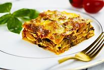 一分钟学会传统意式佳肴,茄子换个花样吃!的做法