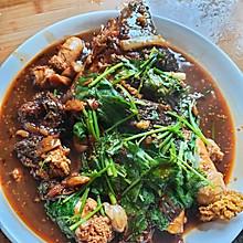 红烧鲫鱼,家常菜,下饭菜