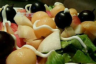 七彩乐园·水果蔬菜沙拉