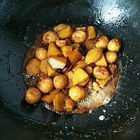 红烧土豆鹌鹑蛋#就是红烧吃不腻!#的做法图解17