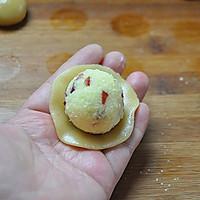 蔓越莓椰蓉月饼的做法图解14