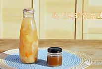 冬日温暖饮品(银耳枸杞梨汤+冬瓜茶)的做法