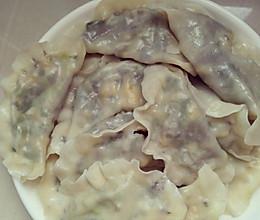 木耳鸡蛋豇豆馅饺子的做法