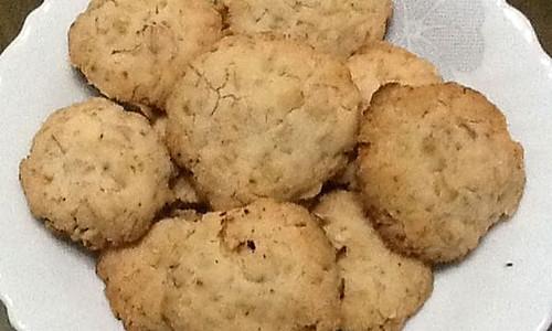 燕麦酥饼的做法